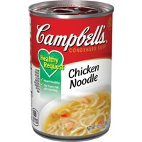 Campbell'sCondensedHealthy RequestChicken Noodle Soup, 10.75 oz.Can