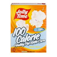 Jolly Time 100 Calorie Healthy Pop Kettle Corn, 1.2 Oz., 10 Count