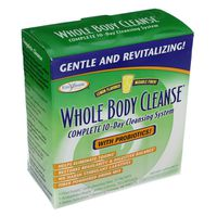 Enzymatic Therapy Whole Body Cleanse, Lemon Flavored