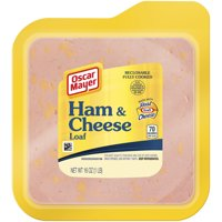 Oscar Mayer Ham and Cheese Loaf, 16 oz Vacuum Pack