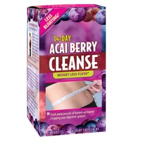 Applied Nutrition 14-Day Cleanse Dietary Supplement Tablets - Acai Berry - 56ct