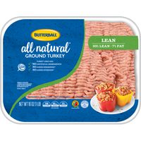 Butterball Ground Turkey 93%
