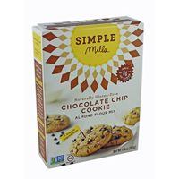 Simple Mills Chocolate Chip Cookie Almond Flour Baking Mix