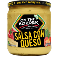 On The Border Salsa Con Queso, 15.5-Ounce