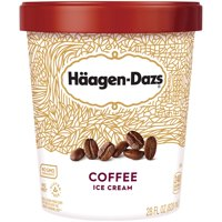 HAAGEN-DAZS Coffee Ice Cream 28 fl. oz. Tub