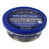 Salemville Crumbled Amish Gorgonzola Cheese