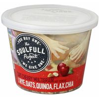 The Soulfull Project Hot Cereal, Multigrain, Tart Cherry