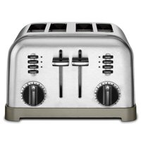 Cuisinart Brushed Stainless 4 Slice Classic Toaster
