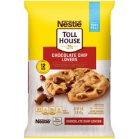 NESTLE TOLL HOUSE Chocolate Chip Lovers Cookie Dough 16-Oz. Pack
