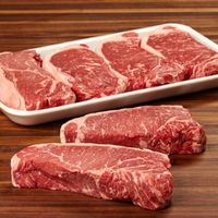 Kirkland Signature USDA Choice Beef Loin New York Steak Boneless