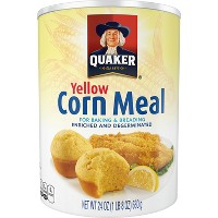 Quaker Yellow Cornmeal - 24oz