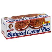Little Debbie Oatmeal Creme Pies, Big Pack