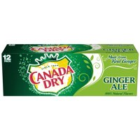 Canada Dry Ginger Ale, 12 Fl Oz, 12 Count
