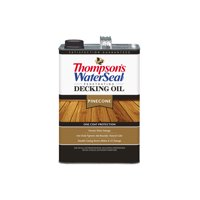 Thompson's® WaterSeal® Penetrating Decking Oil, Pinecone, 1-Gal