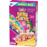 Fruity Lucky Charms XL Breakfast Cereal - 21.2oz - General Mills
