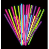 Way to Celebrate Assorted Glow Sticks, 40ct