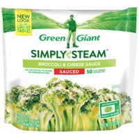 Green Giant Steamers Broccoli & Cheese Sauce, 10 oz
