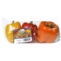 Pure Flavor Tri Color Peppers