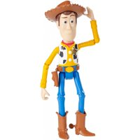 Disney Pixar Toy Story Woody Character Figure with Authentic Details
