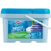 Clorox Pool&Spa XtraBlue 3-Inch Chlorinating Tablets, For Swimming Pool Use