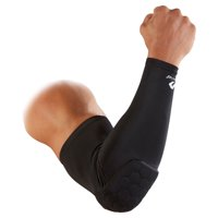 McDavid Arm HEX Tech Padded Shooter Sleeve Black, Large/Extra-Large