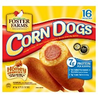 Foster Farms Chicken Corn Dogs - 16ct