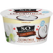 So Delicious Vanilla Coconut Milk, 5.3 oz