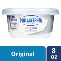 Philadelphia Original Cream Cheese Spread, 8 oz Tub