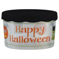 Halloween Cookie Storage