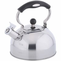 Mainstays Stainless Steel 1.8 Liter Tea Kettle