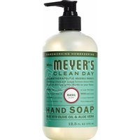 Mrs. Meyer's Clean Day Hand Soap Basil Scent