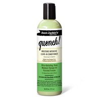 Aunt Jackie's Curls & Coils Quench Moisture Intensive Leave-In Conditioner - 12 fl oz
