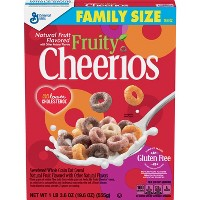 Fruity Cheerios Breakfast Cereal - 19.6oz - General Mills