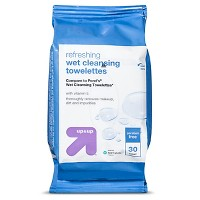 Makeup Remover Cleansing Towelettes - 30ct - Up&Up™