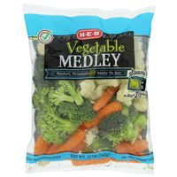 H-E-B Vegetable Medley