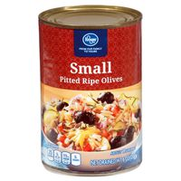 Kroger Small Pitted Ripe Olives
