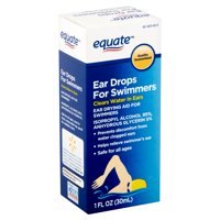 Equate Ear Drops for Swimmers, 1 fl oz
