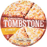TOMBSTONE Original Five Cheese Frozen Pizza 19.8 oz. Pack