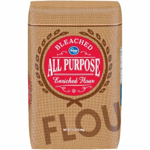 Kroger All Purpose Enriched Flour