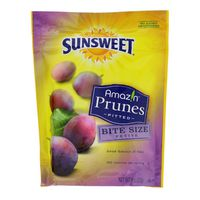 Sunsweet Amazin Prunes Pitted Bite Size Pitted