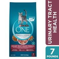 Purina One Urinary Tract Health Dry Cat Food, 7 lb