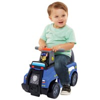 Paw Patrol Chase Police Cruiser Ride on,Theme Song and Sound Effects Buttons on Handles, Under Seat Storage,Ages 1 to 3 Years