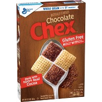 Chex Gluten Free Chocolate Breakfast Cereal - 12.8oz