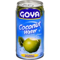 Goya Coconut Water with Pulp, 11.8 Oz