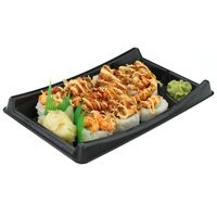 H-E-B Sushiya Crawfish Roll