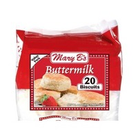 Mary B's Buttermilk Biscuits - 20ct/44oz