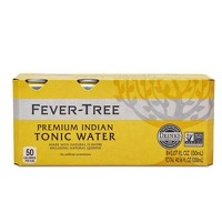Fever-Tree Premium Indian Tonic Water - 8pk/150ml Cans