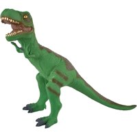 Adventure Force Soft T-Rex Dinosaur Toy, Green, Designed for Ages 3 and Up