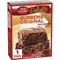 Betty Crocker Supreme Original Brownie Mix - 16oz