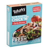 Tofurky Slow Roasted Chick'N Lightly Seasoned, 8.0 oz